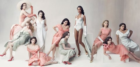 March Vanity Fair Cover by Annie Leibovitz