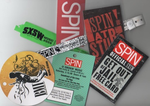 Spin publicity